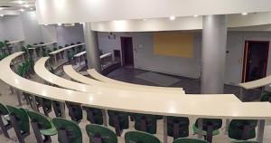 amphitéatre au Lycée des Petits Champs